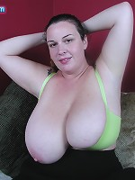 african american chubby boobs in food